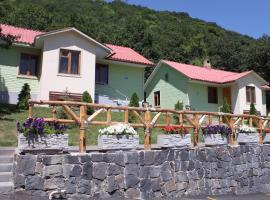 Alva Hotel & Spa, Tsaghkadzor (Aghavnadzor yakınında)