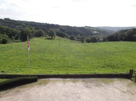 Hermitage Working Farm, Oakamoor (рядом с городом Foxt)