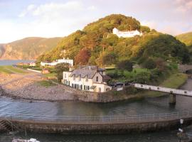 Rock House Hotel Guest House, Lynmouth