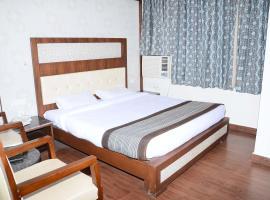 Hotel Opulence, Pathānkot (рядом с городом Malakpur)
