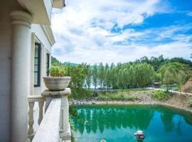Qiandaohu Waterside Vacation Villa, Thousand Island Lake (Pingmen yakınında)
