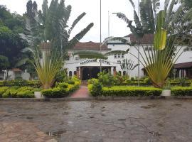 Mkonge Hotel, Танга