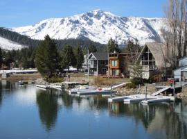 Tahoe Keys Waterfront Getaway - Four Bedroom Home