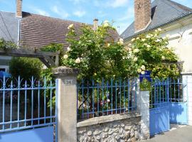 Chambres d'hôtes Côté Jardin, La Chapelle-aux-Choux