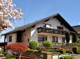 Gästehaus Braun, Bad König (Momart yakınında)