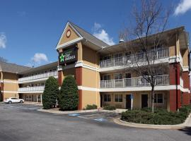 Extended Stay America - Greensboro - Wendover Ave. - Big Tree Way, Гринсборо