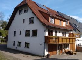 Gastehaus zur Mühle Dehm, Friedrichshafen (Fischbach yakınında)