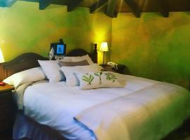 Hotel Peñalba, La Riera (Covadonga yakınında)