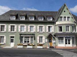 Hôtel Restaurant Du Chemin De Fer, Vivoin (рядом с городом Beaumont-sur-Sarthe)
