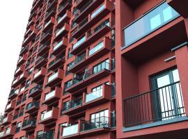 Maka Apartment on Tamarashvili 6