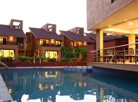 Royal Castle Resort Rajkot, Rajkot (рядом с городом Khirasra)