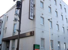 Ueda Ekimae Royal Hotel, Ueda
