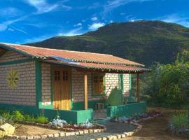 Chale VerdePerto, Vale do Capao (Cruz yakınında)