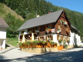 Gasthof Ochensberger, Kindberg (Veitsch yakınında)