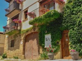 Apartamentos Uncastillo, Uncastillo (рядом с городом Luesia)