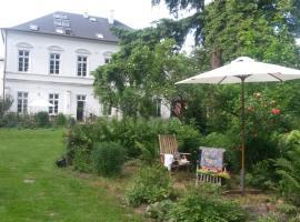 Ferienwohnung in alter Landvilla, Beverstedt (Gnarrenburg yakınında)