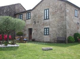 A Casa da Meixida, Muiños (Rois yakınında)