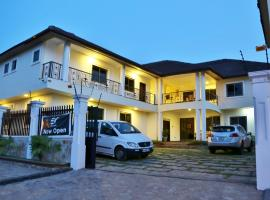 Eden Vale Hotel & Executive Training Centre, Ajiringano