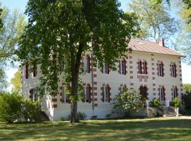 Le Domaine de Lugazaut, Vielle-Soubiran (рядом с городом Losse)