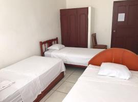 Hotel Karla, Juan Blanco
