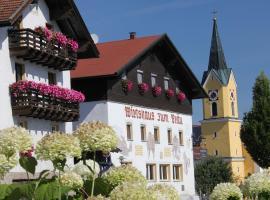Hotel-Restaurant Früchtl, Zandt