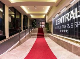 Central Hotel, Fitness and Spa