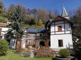 Villa Ombrosa, Nebbiuno