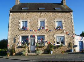 Le Chat Bleu, Plounevez-Quintin (рядом с городом Saint-Nicolas-du-Pélem)