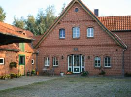Ferienwohnung am Gibbach, Kirchlinteln (Neddenaverbergen yakınında)