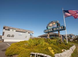 Surfside Resort, Rockaway Beach
