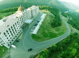 Golden Palace Hotel Resort & Spa GL, Tsaghkadzor (Aghavnadzor yakınında)