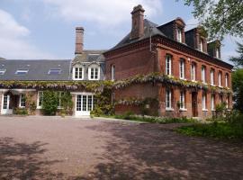 Chambres d'Hôtes et Roulottes Le Clos du Quesnay, Mauquenchy (рядом с городом Sommery)