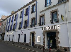 Hôtel De France - Restaurant L'insolite