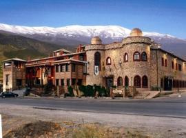 Hospederia del Zenete, La Calahorra (Las Cuevas yakınında)