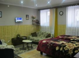 Basement style apartment