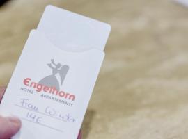 Hotel Engelhorn, Leimen