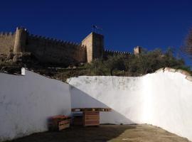 Tu casa en la sierra, Santa Olalla del Cala (Cerca de El Real de la Jara)