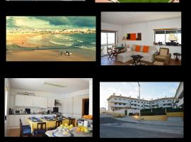 Apartment Peniche swimming pool