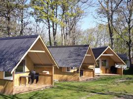 Ballen Strandcamping & Cottages, Ballen (Toftebjerg yakınında)
