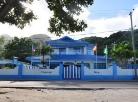 Le Chateau Bleu