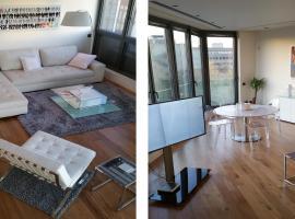 ... con jacuzzi en Madrid. Apartamento Lujo Velazquez 160