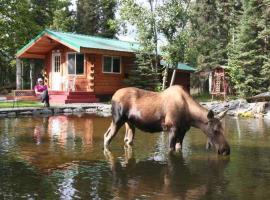 A Cabin by the Pond, Soldotna