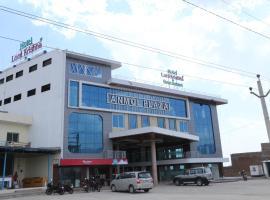 Hotel Lord Krishna, Rohera (рядом с городом Pindwāra)