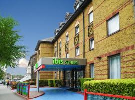 Ibis Styles London Walthamstow, Лондон (рядом с городом Уолтхем-Форест)