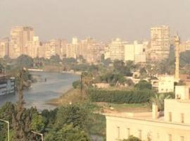 Panorama Al Nile Apartment(Families Only), Kahire (Sāqiyat Makkī yakınında)
