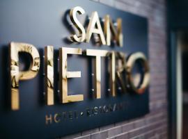 San Pietro Hotel & Restaurant, Сканторп