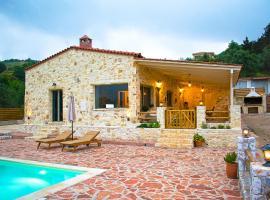 Villa Merina, Sinoikismós Permakianá (рядом с городом Agios Georgios)