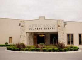 Africanos Country Estate, Addo