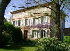 """""""Maison Mercadier"""", Lescure-d'Albigeois"""