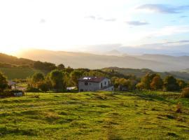 Agriturismo L'A Ceccoli, Sasso Feltrio (Monte Grimano Terme yakınında)